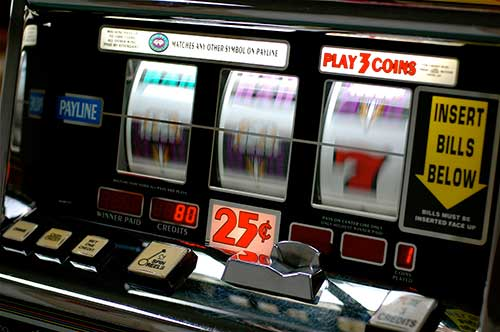 Old Slot machines that evolved to Bitcoin Slots