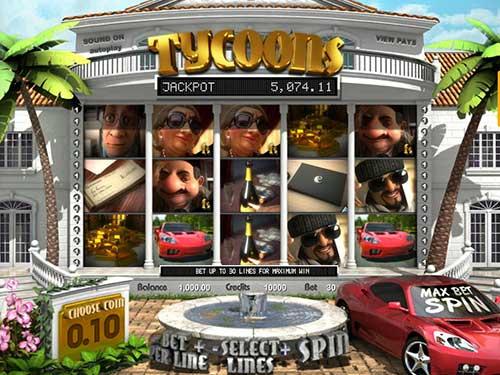 Mbit casino jackpot tycoons progressive