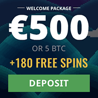Bitstarz 500 btc bonus + 180 free spins