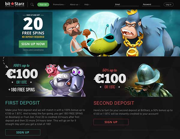 BitStarz casino review bitcoin