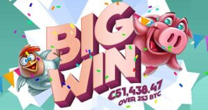 How to turn €200 into a massive win of €51,438! Read more here!
