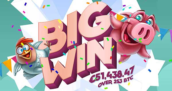 Bitstarz big win
