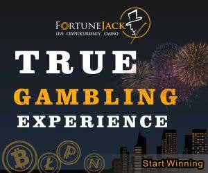 Fortunejack casino - a true btc gambling experience