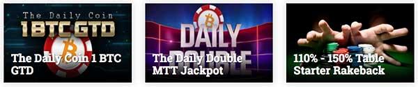 bonuses in btc rakeback poker