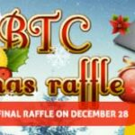 Take part in BitCasino.io huge 40 000 mBTC Christmas Raffle!