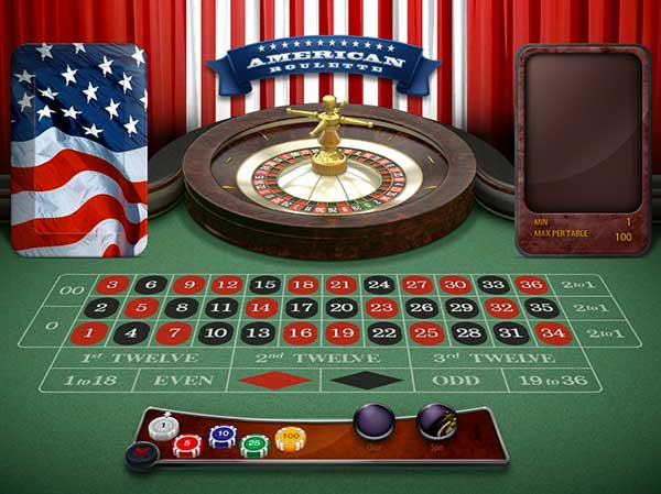 American roulette softswiss game in Bitcoin Penguin.