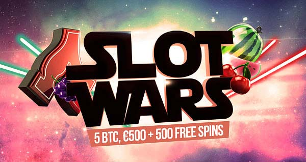 slot wars in bitstarz bitcoin casino
