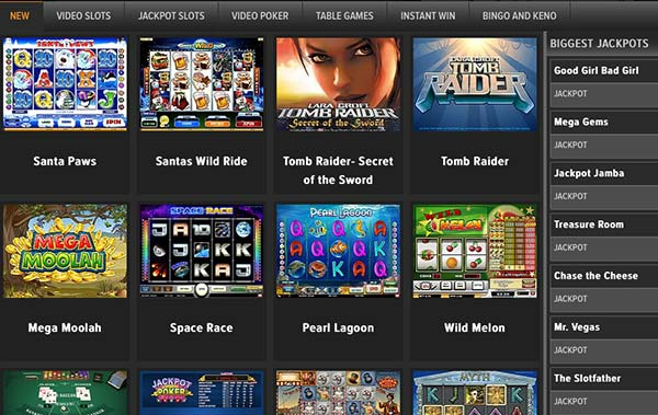 CloudBet offers also a lot of Bitcoin casino games.
