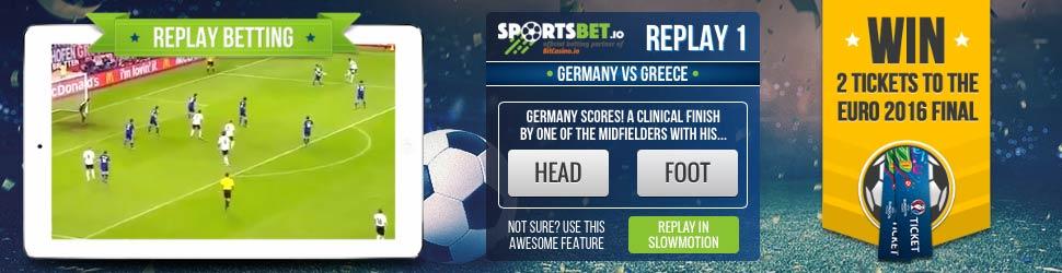 Sportsbet.io new bitcoin betting site opened