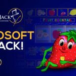 Old School-style Igrosoft Games are back at Fortunejack!