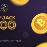 1000 mBTC free giveaway every day at FortuneJack!