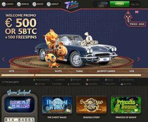 7Bit Casino Review out now – Huge 5 BTC Bonus + 100 Free spins