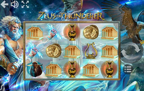 bitcoin game zeus of the thunderer