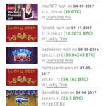 Huge 30 BTC ($141,593) win at BitStarz Casino!