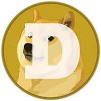 Dogecoin logo DOGE
