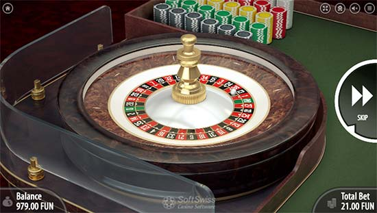 Dogecoin American Roulette in BitcoinPenguin.