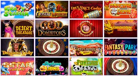 Here's a pick of some of the Bitcoin games in CryptoWild Casino.