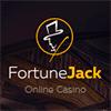 FortuneJack Bitcoin casino logo 100x100