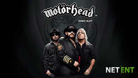 Mars Casino brings you some loud action in Motörhead Video Slot game from Netent.
