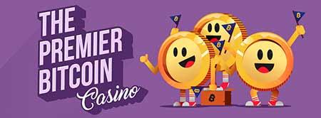mBit Casino review logo