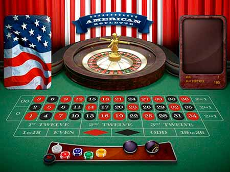 American Roulette in BitcoinPenguin.