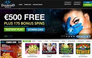 New Casino Added – Diamond Reels!