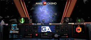 New game providers at Mars Casino!