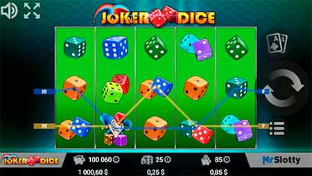 This is Litecoin Joker Dice on BitcoinPenguin, which is quite popular Litecoin casino.