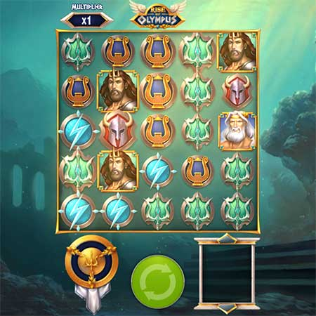 Rise of the Olympus brings mighty characters alive with feelings from ancient Greece.