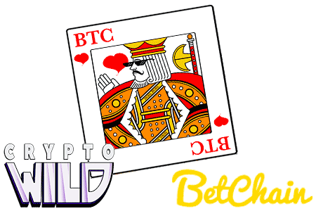Black friday bitcoin casino deals at BetChain and CryptoWild.