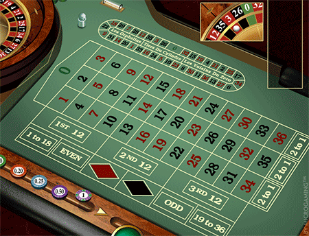 This is European Roulette Gold Series from Quickfire game provider. This Bitcoin roulette can be played for example at FortuneJack casino.
