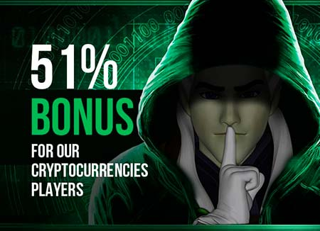 King's Miners bonus for cryptocurrency players.