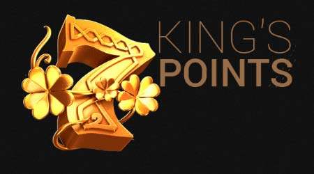 King Billy - How to earn King's Points