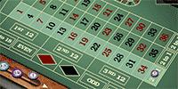 European roulette 1st column bet