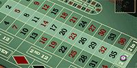 European roulette 2nd column bet