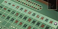 European roulette 3rd column bet
