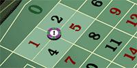 European roulette corner bet