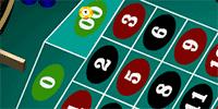 American Roulette bet on double zero