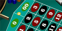 American roulette row bet - zero and doublezero