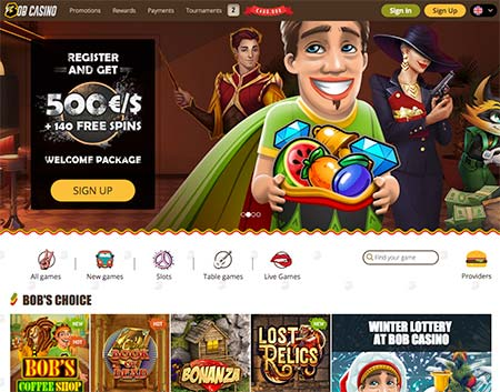 This is BobCasino, not yet accepting cryptocurrencies. You can however gamble with Euros, US Dollars, Canadian Dollars, Swedish Krona, Norwegian Krone, Russian Ruble, Polish Zloty and New Zealand Dollars.