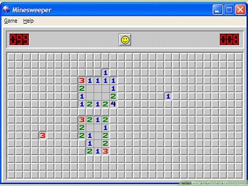 Windows game Minesweeper