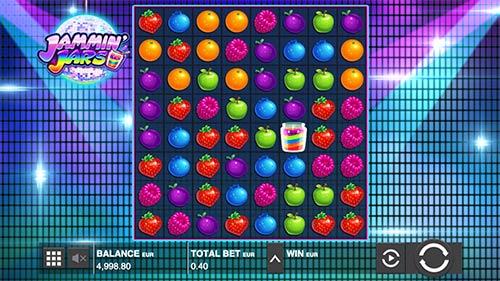 Jammin' Jars Push Gaming slot
