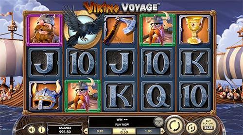 Viking Voyage slot game
