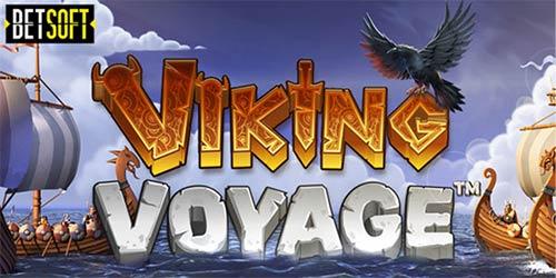 Viking Voyage slot game logo