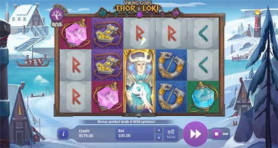The Loki bonus round - almost!