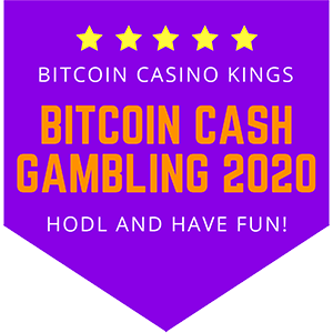 Bitcoin cash online casino