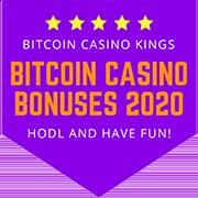 Bitcoin Casino Bonuses 2020