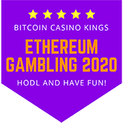 Ethereum Gambling 2020