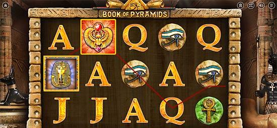 Book of Pyramids BGaming