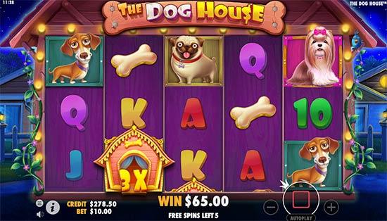 The Dog House slot Pragmatic Play
